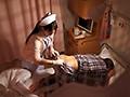 夜勤中の人妻看護師 声が出せない状況で喘ぎ声を押し殺す密着セックス