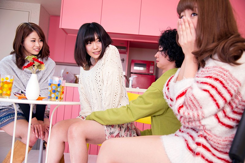 友達の前でガチエッチ!!3 女のコが一番恥ずかしい事!それは友達の前でエッチな事しちゃうこと!そのムリな事やってもらいます!!18名 キャプチャー画像 12枚目