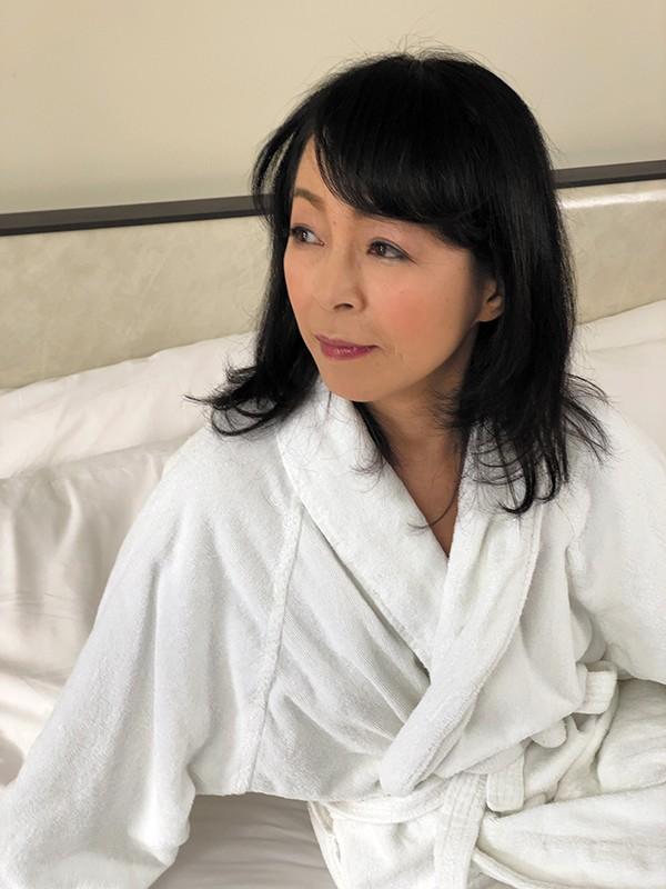 京都の婦人59歳にしてアナルデビュー! 藍川京子 キャプチャー画像 11枚目