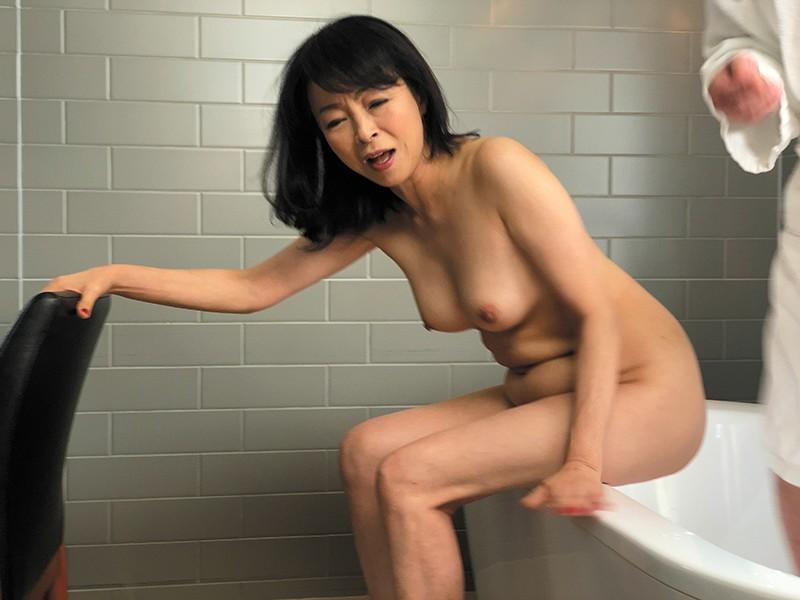 京都の婦人59歳にしてアナルデビュー! 藍川京子 キャプチャー画像 6枚目