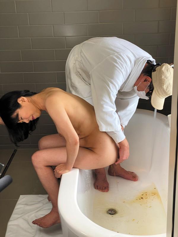 京都の婦人59歳にしてアナルデビュー! 藍川京子 キャプチャー画像 7枚目