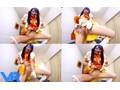 【VR】おジャ魔○・しゅりちゃんが、セックスで負け、顔面シャワー! 跡美しゅり