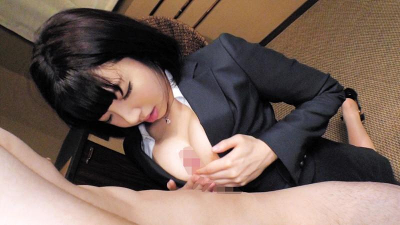 パンスト姿のOLの、sex中出しパイズリ無料動画。【OL動画】