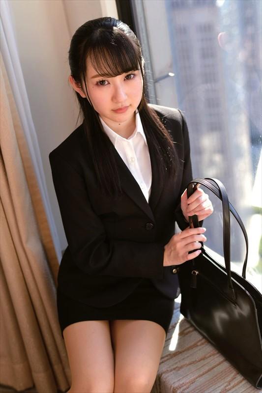 リクルートスーツ就活生 Vol.002