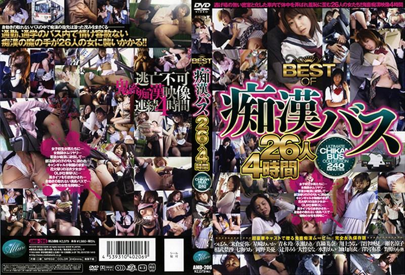 BEST OF 痴漢バス26人 4時間