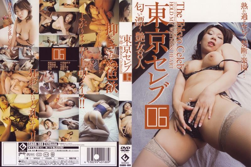 東京セレブ 06 パッケージ