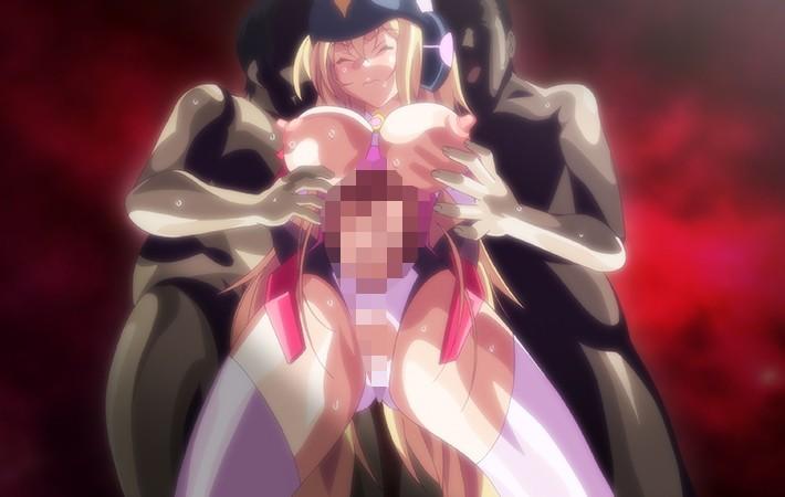 装煌聖姫イースフィア 〜淫虐の洗脳改造〜 後編6