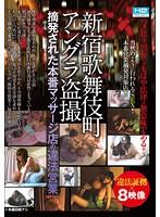 新宿歌舞伎町アングラ盗撮 摘発された本番マッサージ店の違法営業 ダウンロード