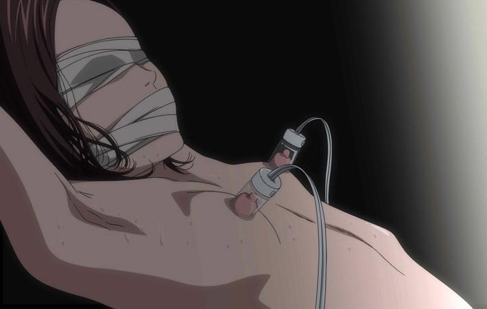 【エロアニメ】大勢の男達に犯されりロリ美女…情け容赦なくペニスをハメられ…