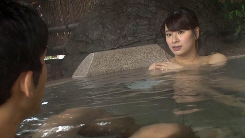 温泉NTR旅行 春菜はな 好きな男優とのデート企画だったのに… キャプチャー画像 15枚目