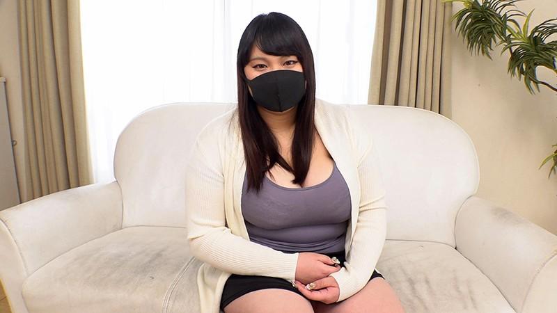 GAS独占新人 マスクでも撮りたかった張りのあるJカップ19歳 桜井美沙 キャプチャー画像 1枚目