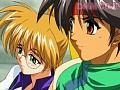 ロマンスは剣の輝きII 第6話 「あぁ〜ん…フィニッシュウぅ〜...sample8