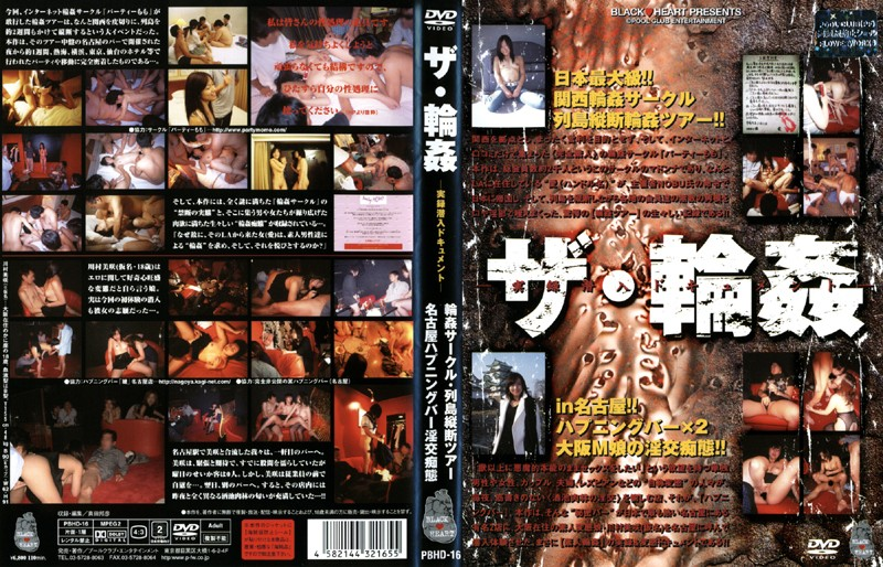 ザ・輪姦-実録潜入ドキュメント-