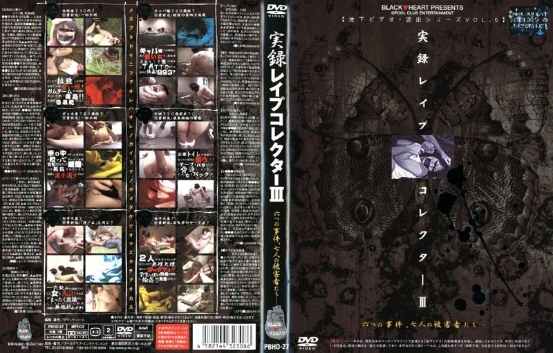 実録レイプコレクター3