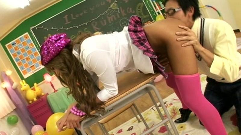 ノーパン High School RUMIKA 画像1