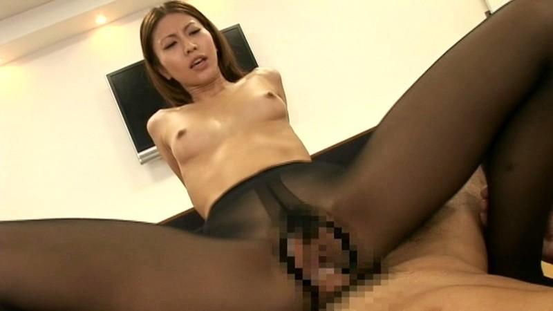 高級 黒パンスト美脚フェチ 紗奈 画像19