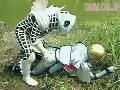 淫獣大戦KITORA 1 死神戦士キラーボーンsample18