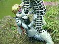 淫獣大戦KITORA 1 死神戦士キラーボーンsample19