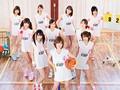 84avopvr00017 【VR】10人連続ナマ中出しSEX ノーパンバスケットボール 無料画像1