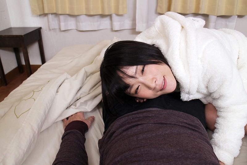 【VR】寝たまま中出しおねだりSEX! 天希ユリナ 画像11枚