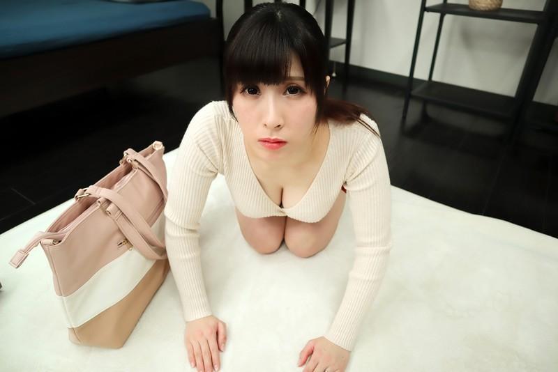 【VR】謝罪に来た美人人妻に土下座をさせてエロイ事を強要し生ハメ中出し謝罪SEX! 神無月れな