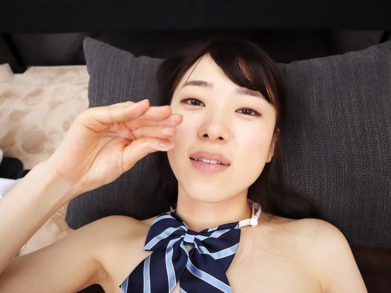 【VR】Vr:キスから始めるいちゃラブSEX 本田さとみ 大きな瞳で見つめ...のサンプル画像