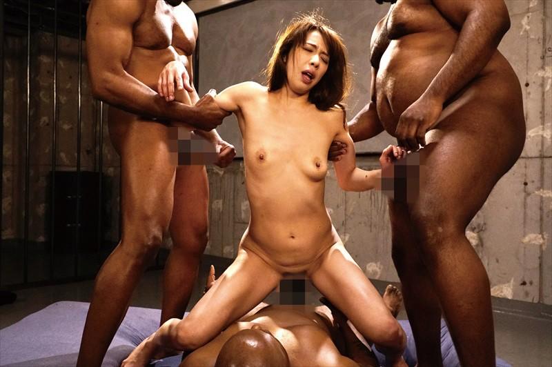 黒人に犯●れた日本人熟女たち 100人 ...
