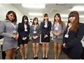 【VR】全裸オフィス 裸の女子社員に囲まれて…sample3