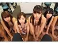【VR】全裸オフィス 裸の女子社員に囲まれて…sample8