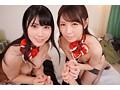 【VR】行列のできるSEX教習所 あおいれな・梨杏なつsample4