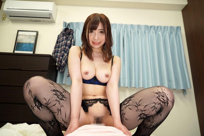 【VR】巨乳淫語痴女お姉さんの連続寸止め筆おろし 大浦真奈美