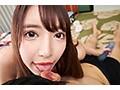 【VR】耳舐め手コキVRsample13