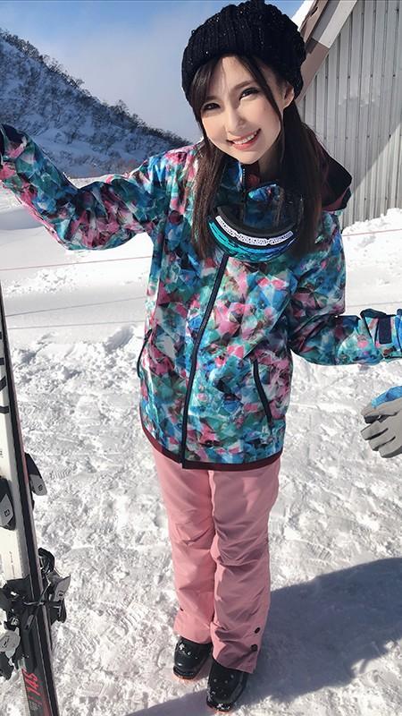 エリカをスキーに連れてって 有村えりか