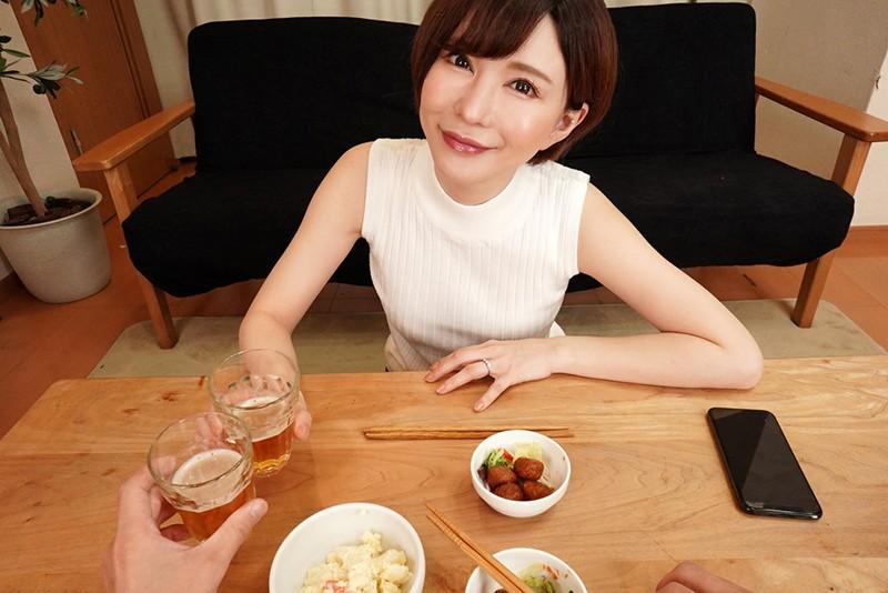 【VR】天井特化アングルVR ~麗しの兄嫁~ 里美ゆりあ 5