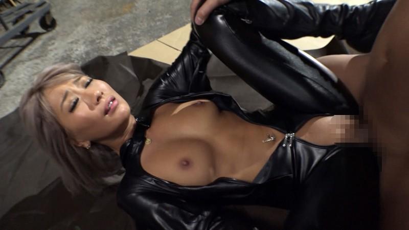 【AIKA 電マ】ボンテージの黒ギャル性奴隷の、AIKAの電マ奴隷凌辱膣内射精中出し拷問イラマチオプレイエロ動画。