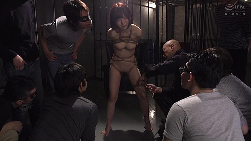 佐倉絆 恍惚の緊縛羞恥 輪姦顔射 キャプチャー画像 14枚目