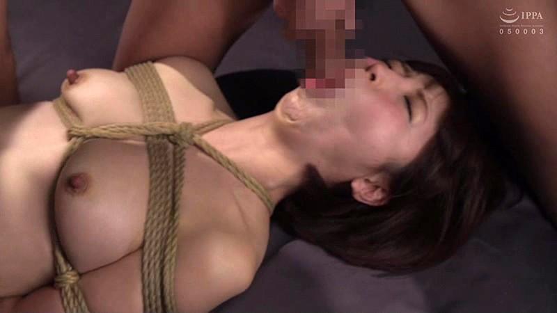佐倉絆 恍惚の緊縛羞恥 輪姦顔射 キャプチャー画像 8枚目
