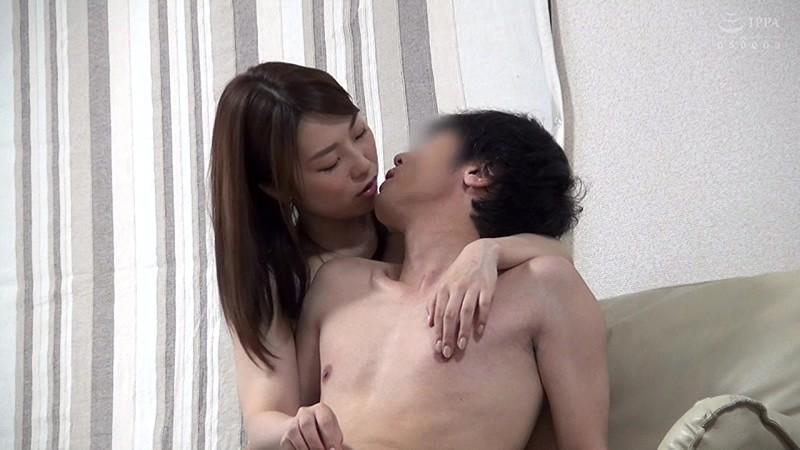 乳首責めキスする八乃つばさ