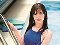 七瀬いおり 巨乳競泳水着インストラクター...のサンプル画像 1