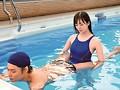 七瀬いおり 巨乳競泳水着インストラクター...のサンプル画像 4