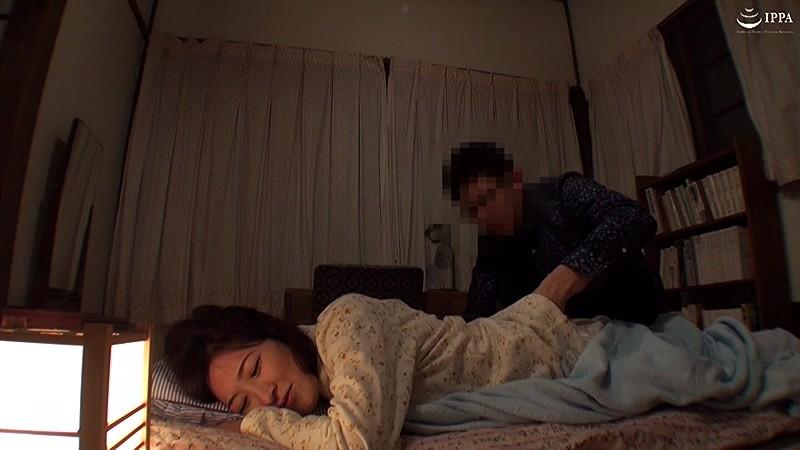寝取らせドッキリ!人妻をダマシて若い男と二人きりにしてみたら…4時間 画像19