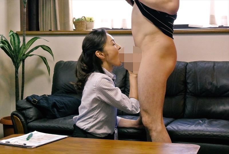 パートの熟女OLのタイトなウマ尻にお触りしたら4時間 14枚目