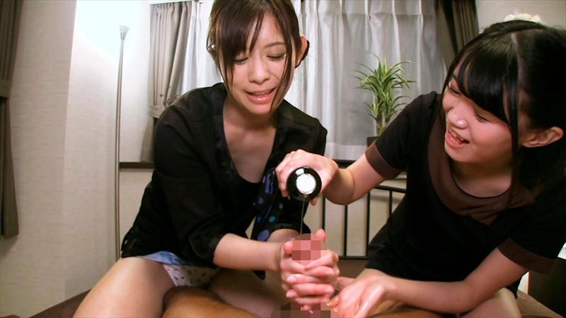 フェラの達人&手コキの名手ザーメン好きの女の子はシゴき上手で舐め上手