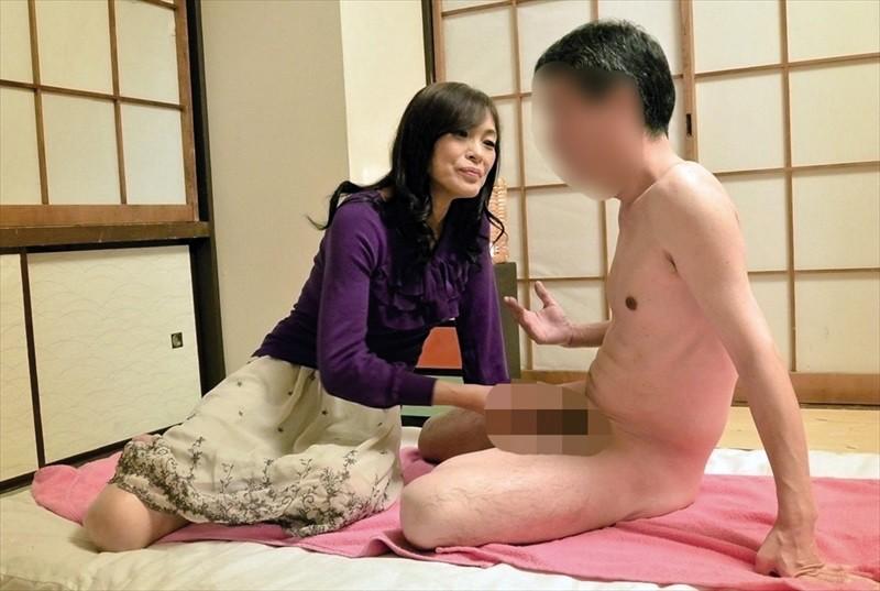 50代熟女風俗嬢 定点カメラ隠し撮りレポ...