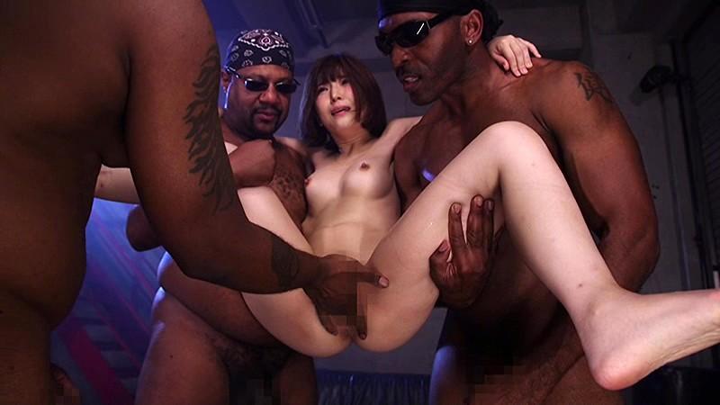 [ONGP-132]  Black Rape Sakura Kizuna