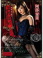 栞菜女王様の調教部屋 阿部栞菜 84salo00007のパッケージ画像
