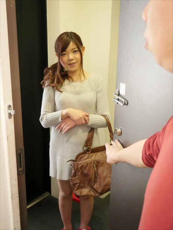 UMSO-236 Studio K M Produce - I Ordered A Delivery Health Call Girl And She Was Feeling So Good And Unable To Endure So Much Excitement That She Started To Scream And Began Squirting In My Room And She Soiled My Sheets And That Got Me Mad And So I Was Able To Fuck Her, But T