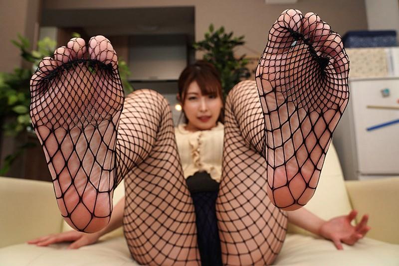 【VR】網タイツVR11