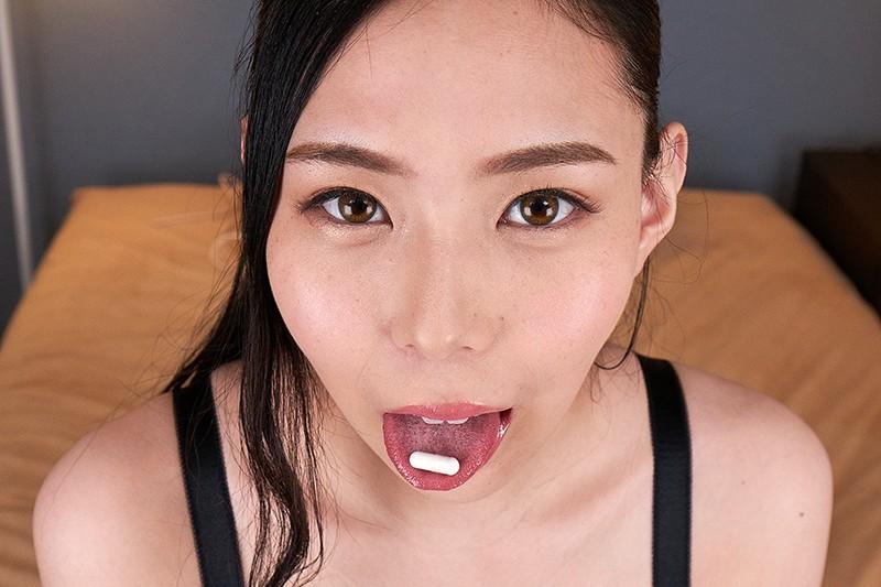 【VR】クスリ効果で全身敏感の涎ダラダラ!!媚薬を飲ませ顔面愛撫でイカせ続ける6