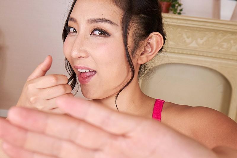 【VR】指咥えさせJOI&窒息JOI 新たな性感帯で喉イキ誘発VR!!11